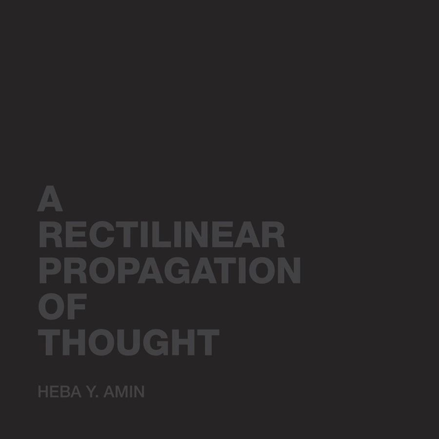 A RECTILINEAR PROPAGATION OF THOUGHT